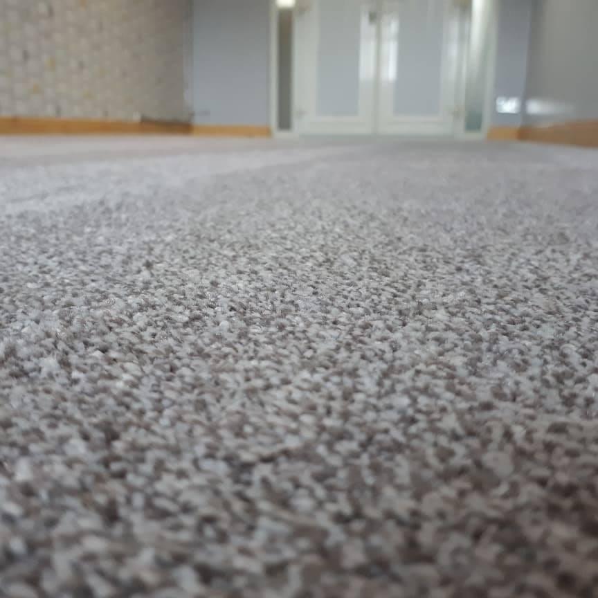 Associated Weavers Temptation Carpet Installation North